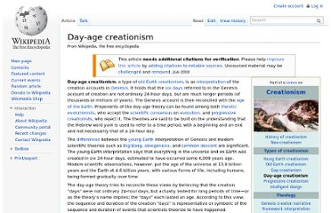 http://en.wikipedia.org/wiki/Day-age_creationism