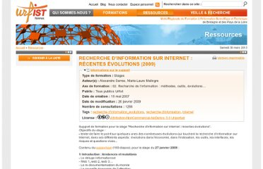 http://www.sites.univ-rennes2.fr/urfist/ressources/recherche-dinformation-sur-internet-recentes-evolutions-2009