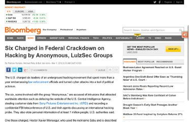 http://www.bloomberg.com/news/2012-03-07/six-charged-in-federal-crackdown-on-hacking-by-anonymous-lulzsec-groups.html