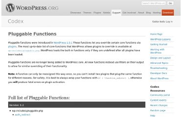 http://codex.wordpress.org/Pluggable_Functions