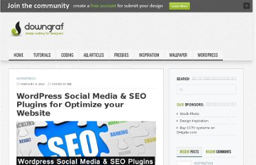 http://www.downgraf.com/wordpress/wordpress-social-media-seo-plugins-for-optimize-your-website/