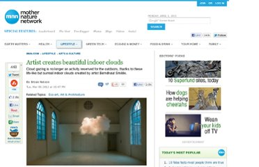 http://www.mnn.com/lifestyle/arts-culture/stories/artist-creates-beautiful-indoor-clouds