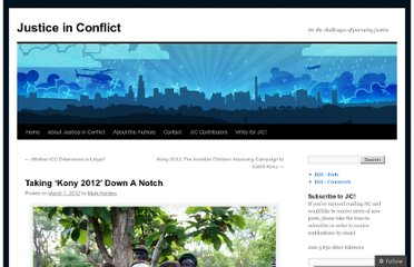 http://justiceinconflict.org/2012/03/07/taking-kony-2012-down-a-notch/