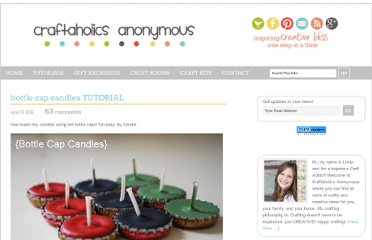 http://www.craftaholicsanonymous.net/bottle-cap-candles-tutorial
