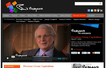 http://billmoyers.com/episode/this-weekend-crony-capitalism/