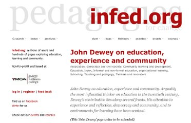 john dewey critical thinking