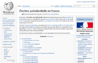 http://fr.wikipedia.org/wiki/%C3%89lection_pr%C3%A9sidentielle_en_France