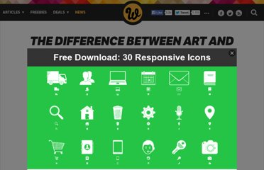 http://www.webdesignerdepot.com/2009/09/the-difference-between-art-and-design/
