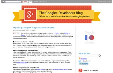 http://googleplusplatform.blogspot.com/2012/02/improving-google-plugins-across-web.html