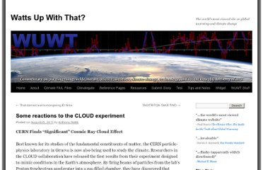 http://wattsupwiththat.com/2011/08/25/some-reactions-to-the-cloud-experiment/