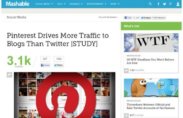 http://mashable.com/2012/03/08/pinterest-more-traffic-twitter-study/