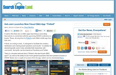 http://searchengineland.com/ask-com-launches-new-visual-qa-app-pollroll-114034