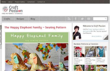 http://www.craftpassion.com/2012/03/the-happy-elephant-family-sewing-pattern.html