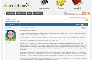 http://forum.alsacreations.com/topic-9-50585-1-Bien-choisir-son-CMS.html