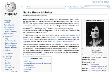 nesta webster world revolution pdf