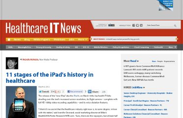 http://www.healthcareitnews.com/news/11-stages-ipads-history-healthcare