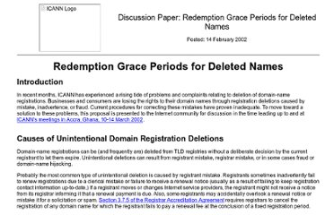 http://archive.icann.org/en/registrars/redemption-proposal-14feb02.htm