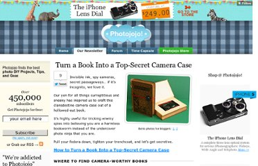 http://content.photojojo.com/diy/hidden-hollow-book-camera-case/