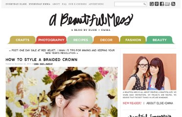 http://abeautifulmess.typepad.com/my_weblog/2011/12/how-to-style-a-braided-crown.html