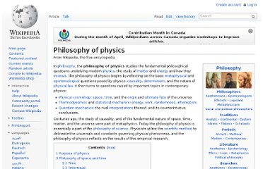 http://en.wikipedia.org/wiki/Philosophy_of_physics