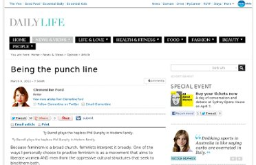 http://www.dailylife.com.au/news-and-views/dl-opinion/being-the-punch-line-20120308-1um0i.html