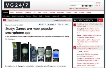 http://www.vg247.com/2011/07/07/study-games-are-most-popular-smartphone-app/