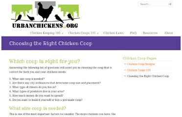 http://urbanchickens.org/choosing-right-chicken-coop/