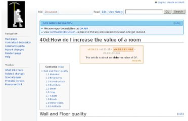 http://dwarffortresswiki.org/index.php/40d:How_do_I_increase_the_value_of_a_room