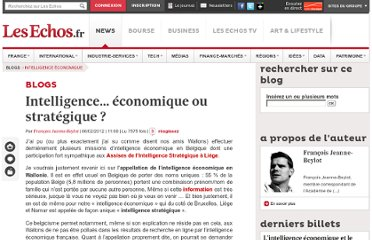 http://blogs.lesechos.fr/intelligence-economique/intelligence-economique-ou-strategique-a9000.html