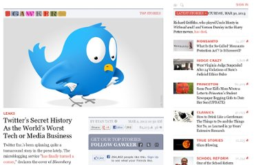 http://gawker.com/5891675/twitters-secret-history-as-the-worlds-worst-tech-or-media-business