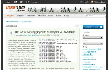 https://community.rapid7.com/community/metasploit/blog/2012/02/21/metasploit-javascript-keylogger