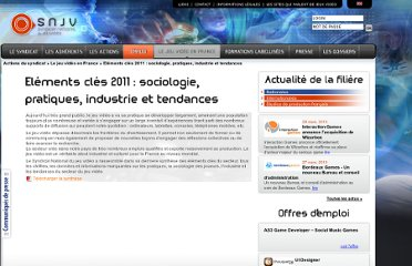 http://www.snjv.org/fr/industrie-francaise-jeu-video/elements-cles-sociologie.html