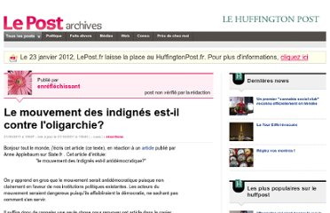 http://archives-lepost.huffingtonpost.fr/article/2011/10/21/2619629_le-mouvement-des-indignes-est-il-contre-l-oligarchie.html
