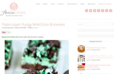 http://www.loveveggiesandyoga.com/2012/02/triple-layer-fudgy-mint-oreo-brownies.html
