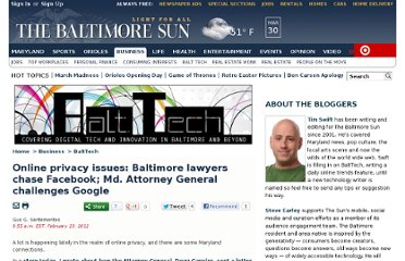 http://www.baltimoresun.com/business/technology/blog/bal-facebook-google-under-fire-in-maryland-20120223,0,313288.story