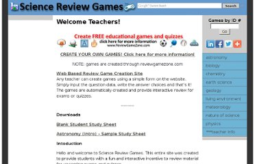 http://sciencereviewgames.com/srg/site/teacher.php