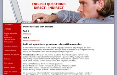 http://www.e-grammar.org/indirect-question/