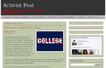 http://www.activistpost.com/2012/02/8-reasons-to-say-no-to-college.html
