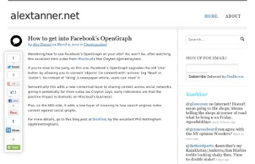 http://www.alextanner.net/2012/03/09/how-to-get-into-facebooks-opengraph/
