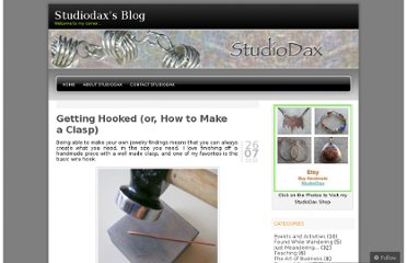 http://studiodax.wordpress.com/2010/07/26/getting-hooked-or-how-to-make-a-clasp/