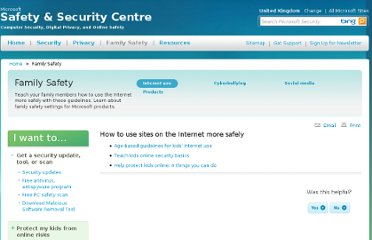 http://www.microsoft.com/en-gb/security/family-safety/default.aspx#Internet-use