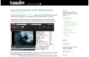 http://cuppadev.co.uk/syncing-youtube-with-websockets/