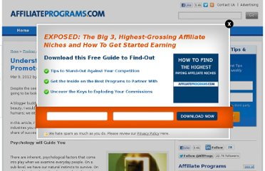 http://www.affiliateprograms.com/blog/best-industries-for-affiliate-marketer/