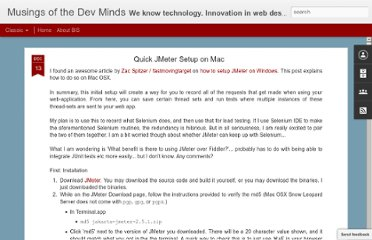 http://biscminds.blogspot.com/2011/12/quick-jmeter-setup-on-mac.html