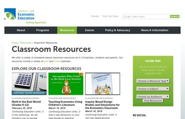 http://www.councilforeconed.org/resources/type/classroom-resources/