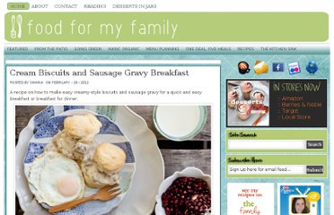 http://foodformyfamily.com/recipes/cream-biscuits-and-sausage-gravy-breakfast