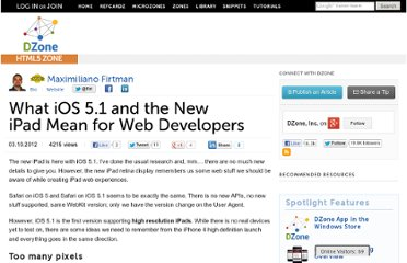 http://mobile.dzone.com/articles/what-ios-51-and-new-ipad-mean