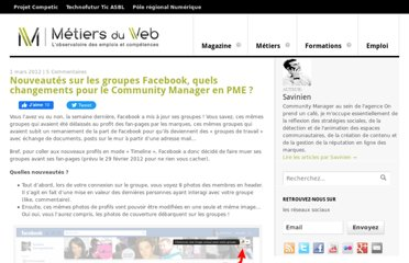 http://www.metiers-du-web.com/nouveautes-sur-les-groupes-facebook-quels-changements-pour-le-community-manager-en-pme/#utm_medium=referral&utm_source=pulsenews?utm_medium=referral&utm_source=pulsenews