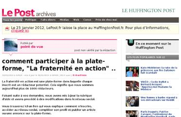http://archives-lepost.huffingtonpost.fr/article/2010/01/16/1890735_comment-participer-a-la-plate-forme-la-fraternite-en-action.html