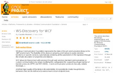 http://www.codeproject.com/Articles/31285/WS-Discovery-for-WCF
